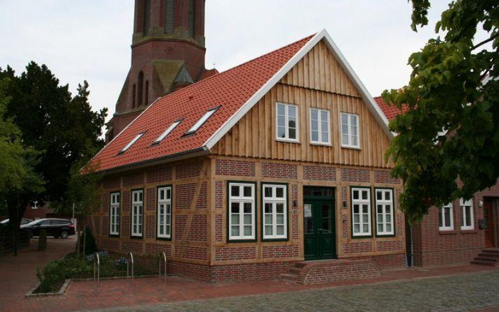 Marktstrasse 5 Essen Oldenburg Architekturburo Weber